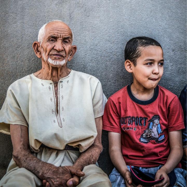深刻な少子高齢化社会